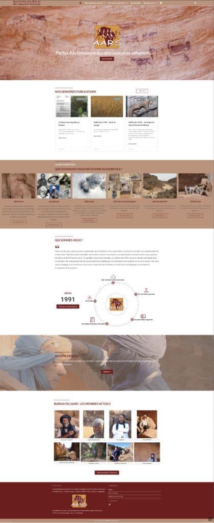 site web aars