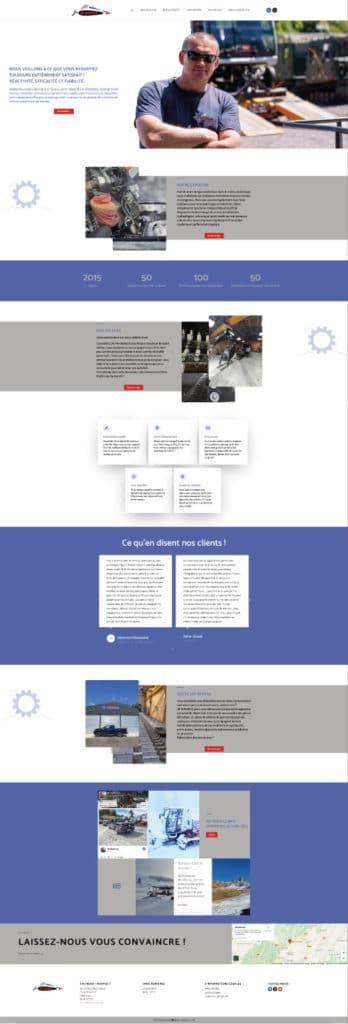 site web jmservices